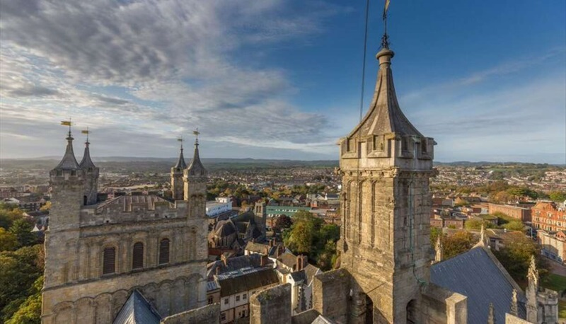 Exeter Cathedral Roof Tour