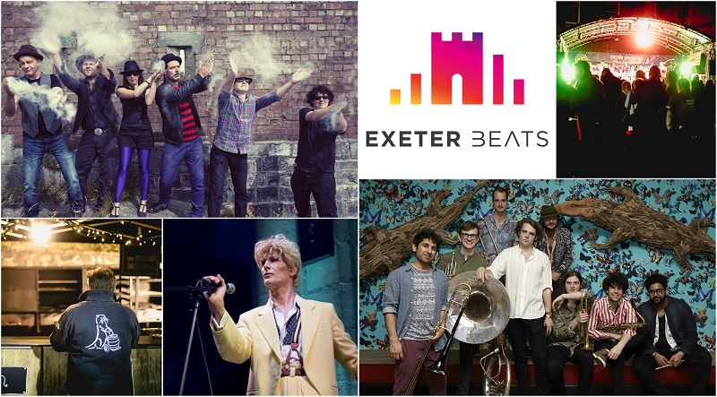 Exeter Beats Live Music