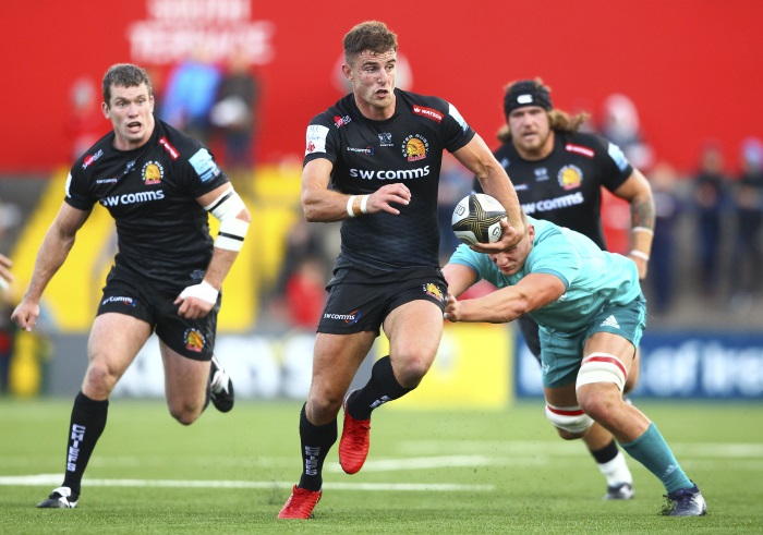 JMP Munster v Exeter Chiefs