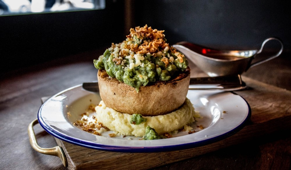 Image of the Mothership from Pieminister