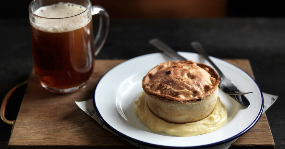 Pieminister: Pie and Mash
