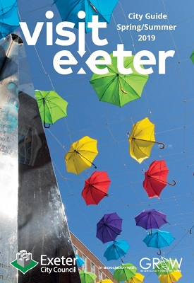 Visit Exeter City Guide Spring/Summer 2019
