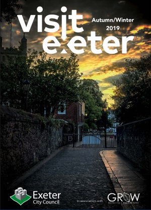 Visit Exeter City Guide Autumn/Winter 2019