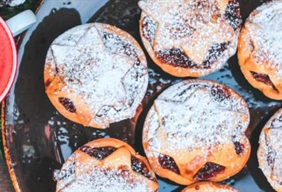 Fabulously Festive Recipes from Exeter