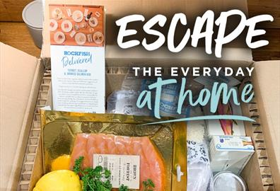'Escape the Everyday at Home' in Exeter