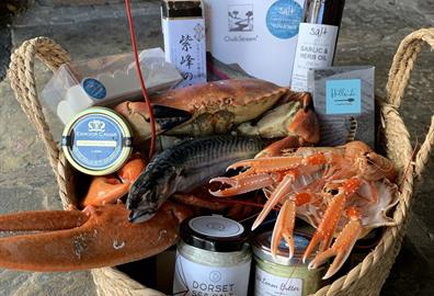 Topsham's Local Christmas Hampers