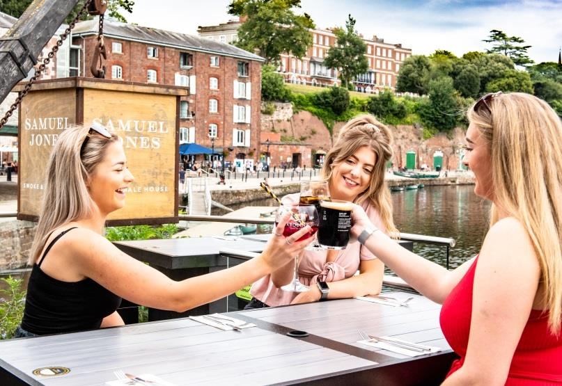 Take an Exetercation -  Your Holiday From Home Guide