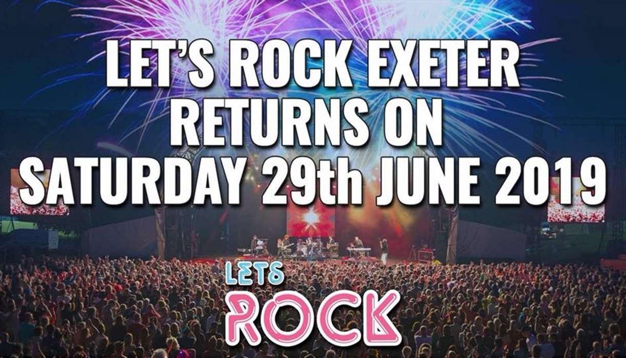 21dddaac6 Powderham Castle - Let's Rock Exeter 2019 - Festival in Exeter ...