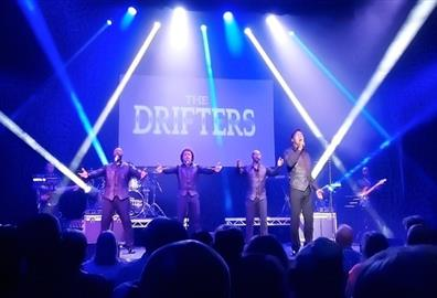 Exeter Corn Exchange -  The Drifters