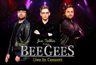 Jive Talkin': The Bee Gees Story