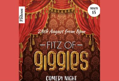 Comedy Night - Fitz of Giggles