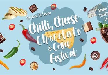 The Best of Devon presents: Chilli, Cheese, Chocolate & Coffee Festival 2020