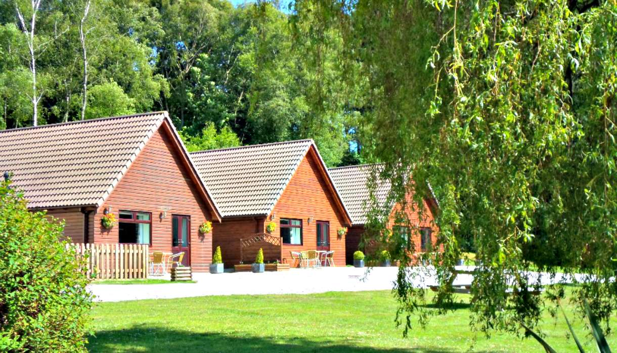 Alpine Park Alpine Park Cottages Self Catering In Exeter Exeter Visit Exeter