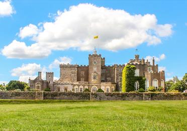 Powderham Castle exterior