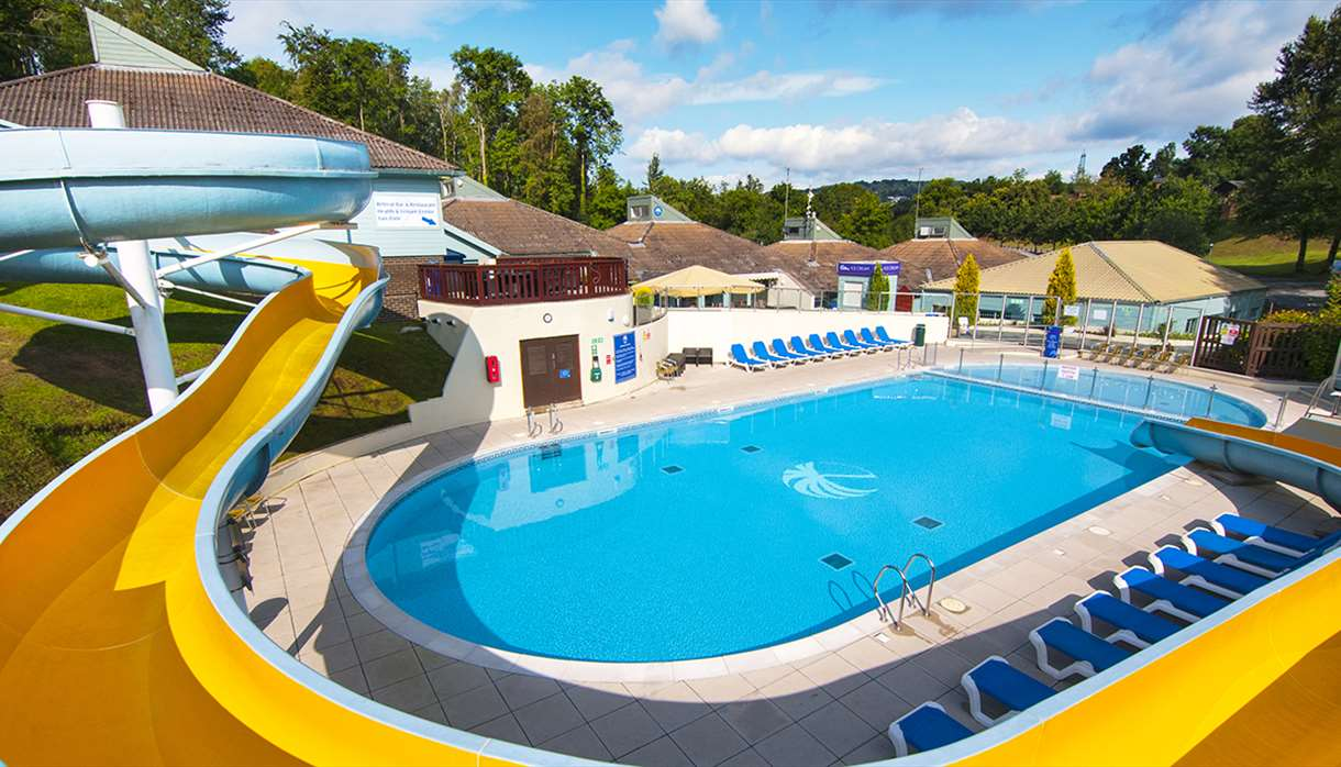 Finlake Holiday Resort - Holiday Park in Newton Abbot