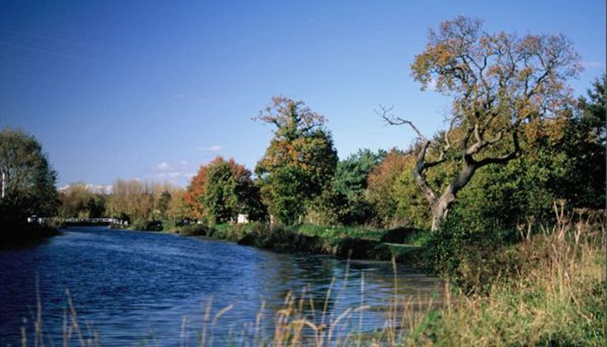 Landscape image of Exeter Canal