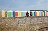 Exmouth Beach Huts