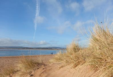 Exmouth Beach & seafront