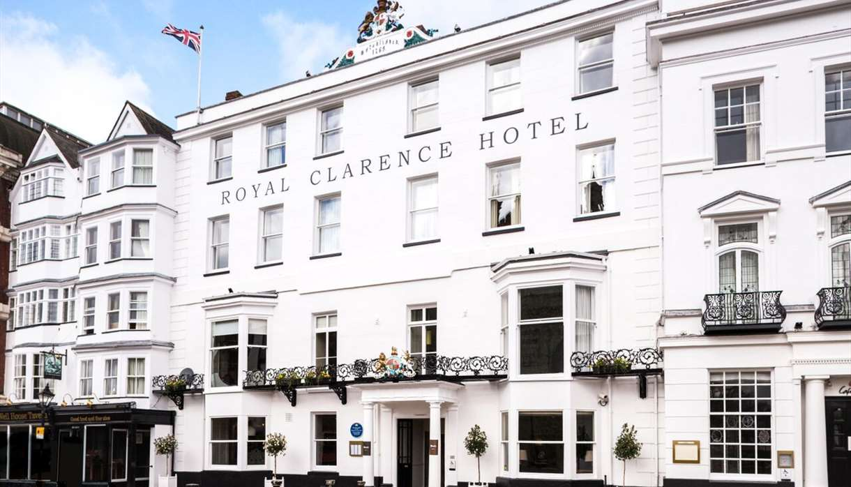 Abode Exeter Royal Clarence Hotel