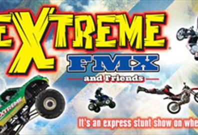 Extreme FMX and Monster Truck Show