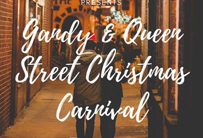 GANDY & QUEEN STREET CHRISTMAS CARNIVAL for Five Nights of Lights