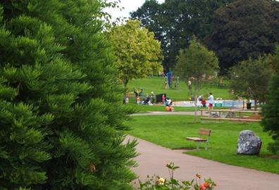Heavitree Park and Pleasure Grounds