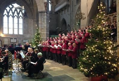The Lord Mayor's Carol Service