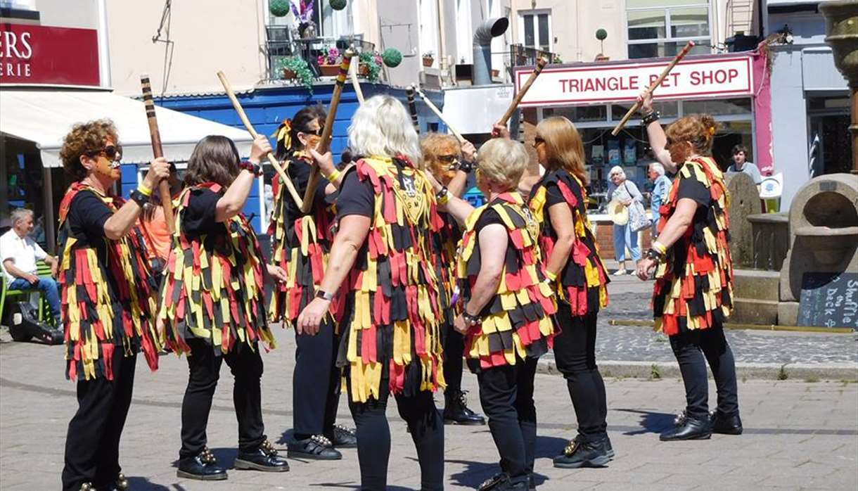Teignmouth Folk Festival Community In Teignmouth Teignmouth And