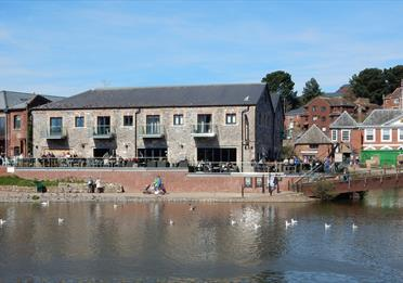 Curious About Exeter - Exeter Quays