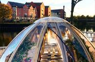 Exeter Dining Domes - On the Waterfront