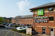 Holiday Inn Express at the Exeter M5, Jct 29