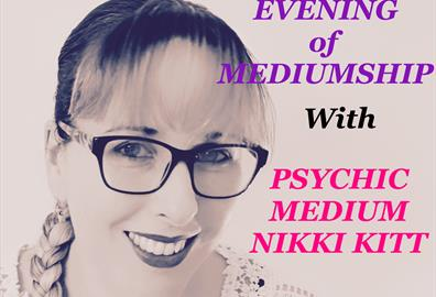 Mediumship demonstration Exeter