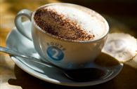 cafe route 2 topsham - coffee