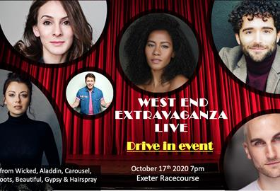 West End Extravaganza poster
