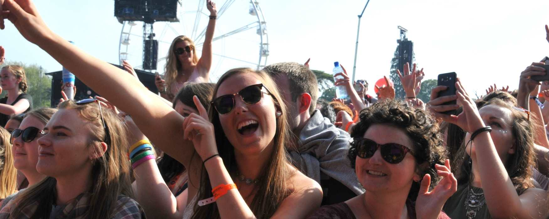 Radio 1's Big Weekend 2016 in Exeter