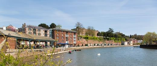 Exeter's Quayside