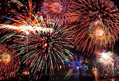Fireworks Events in Exeter