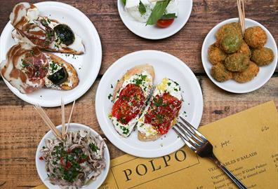 Venetian flavours at POLPO