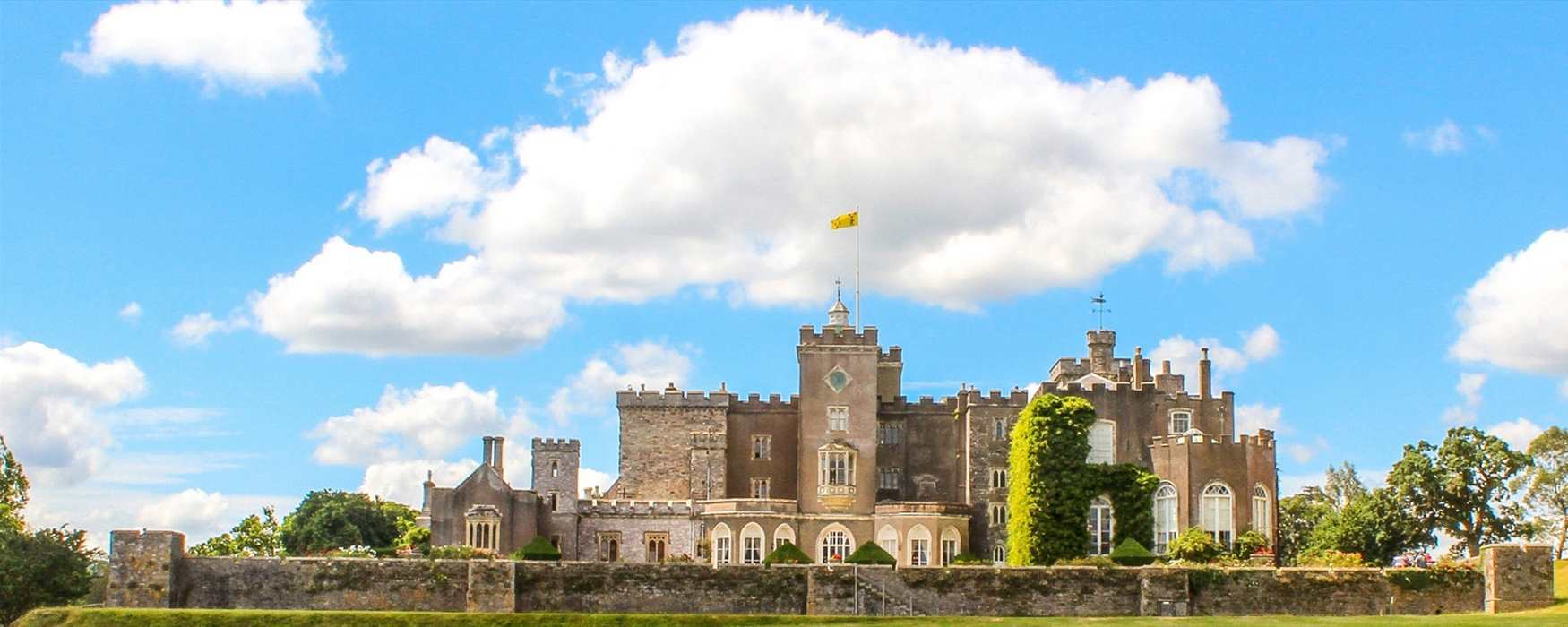 Powderham Castle, near Exeter