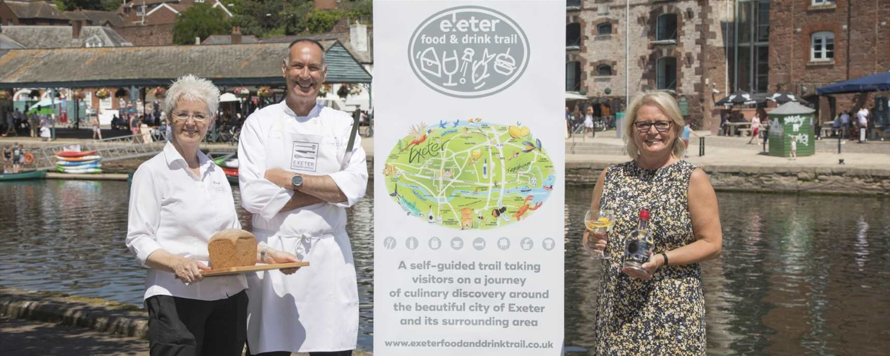 Exeter Food & Drink Trail Ambassadors