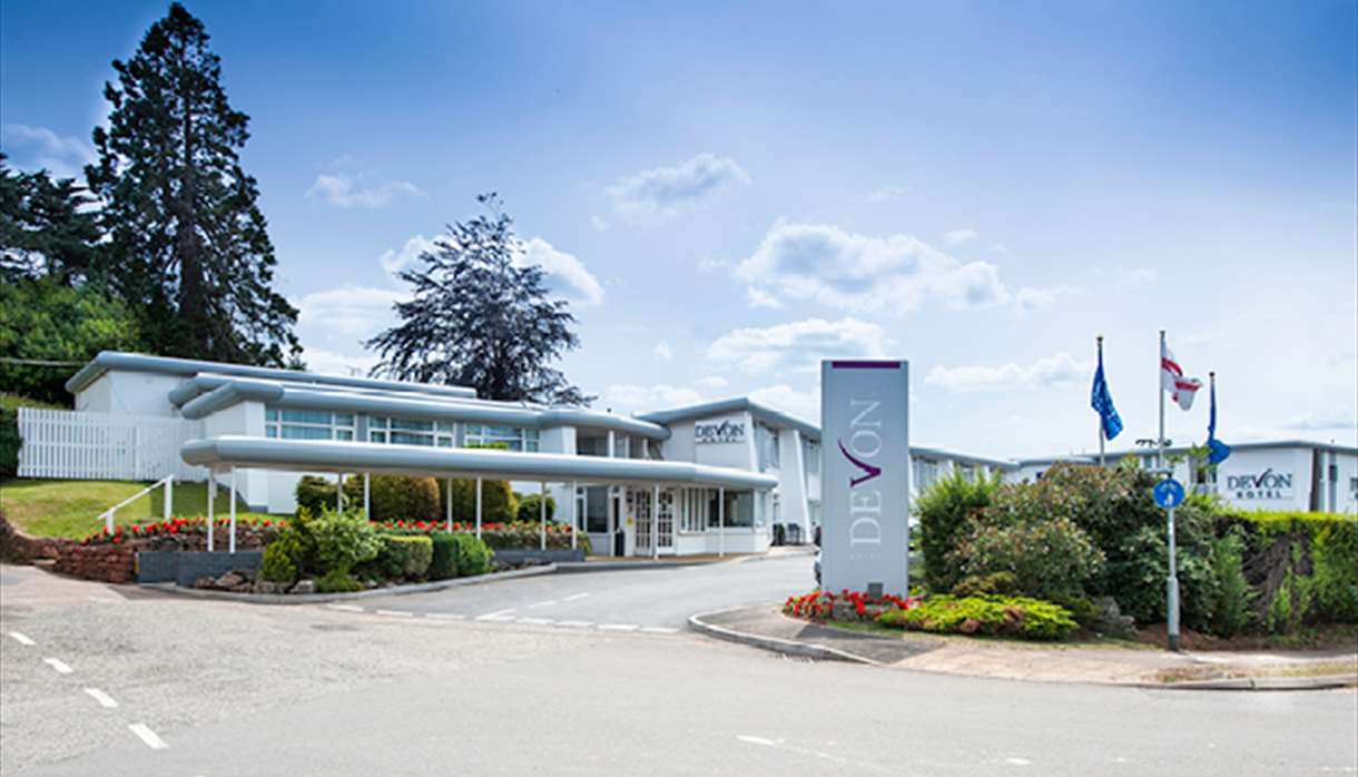 The Devon Hotel Hotel In Exeter Exeter Visit Exeter