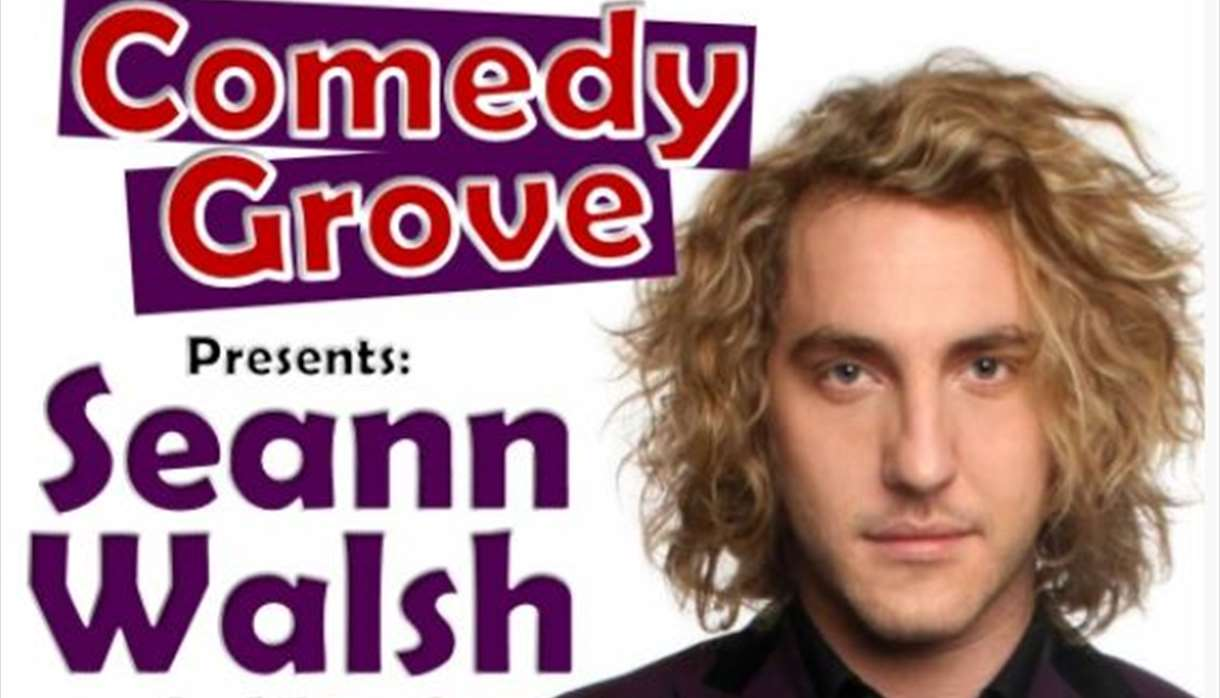 Exeter Barnfield - Seann Walsh and Friends