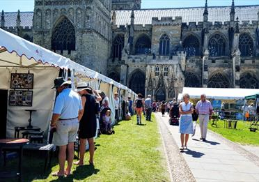 Exeter Craft Festival 2019