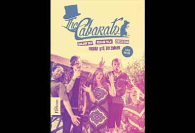 The Cabarats live at Old Firehouse