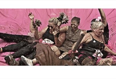 Westpoint - Pretty Muddy & Race for Life