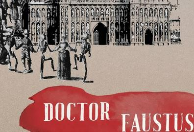 Exeter Cathedral - Shakespeare Society : Dr Faustus