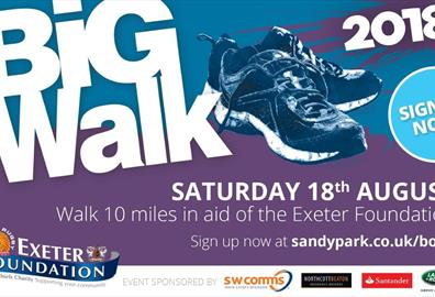 Exeter Foundation Big Walk