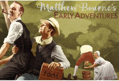Exeter Northcott - Matthew Bourne's Early Adventures