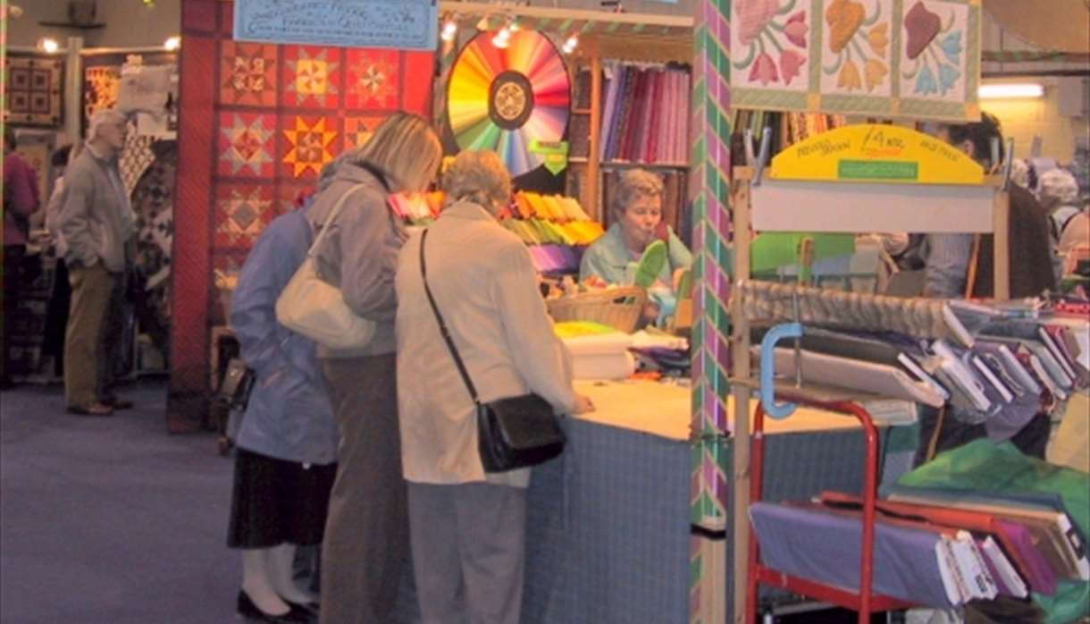 Westpoint - The Spring Quilt Festival