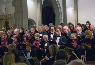 Exeter Choral Society Autumn Concert